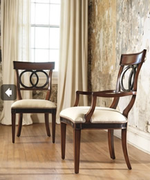 French bleu Living Furniture Chairs