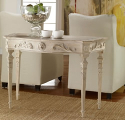 Modern History Console Tables